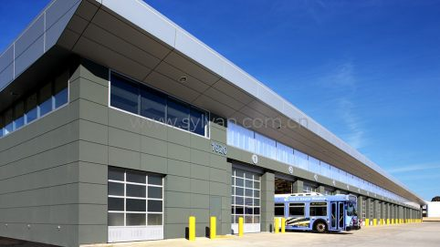 Commercial Vehicle Repair Center - Building Exterior - JoyDesign