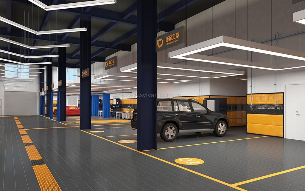 General Automotive Repair Shop Design Project Joydesign