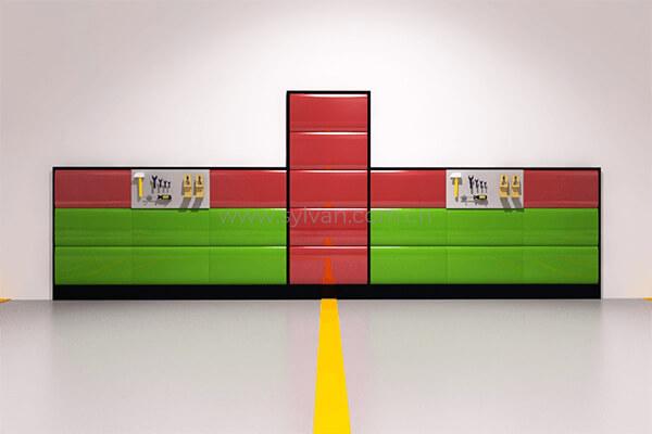 快速装修系统-幻影工具挂板-卓一设计
