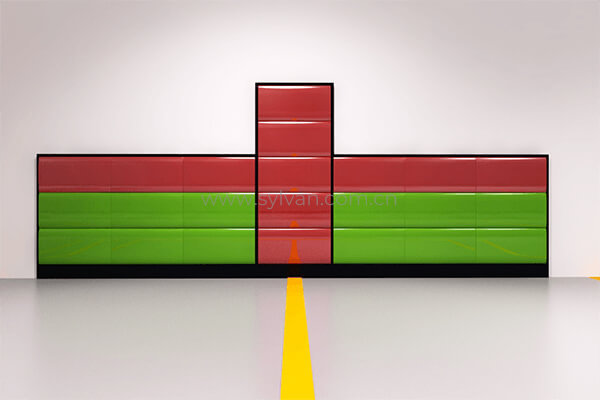 快速装修系统-幻影工位模块1-卓一设计