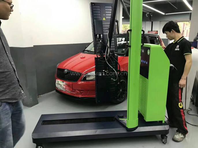 汽修厂车间设备-众润汽车维修|卓一设计